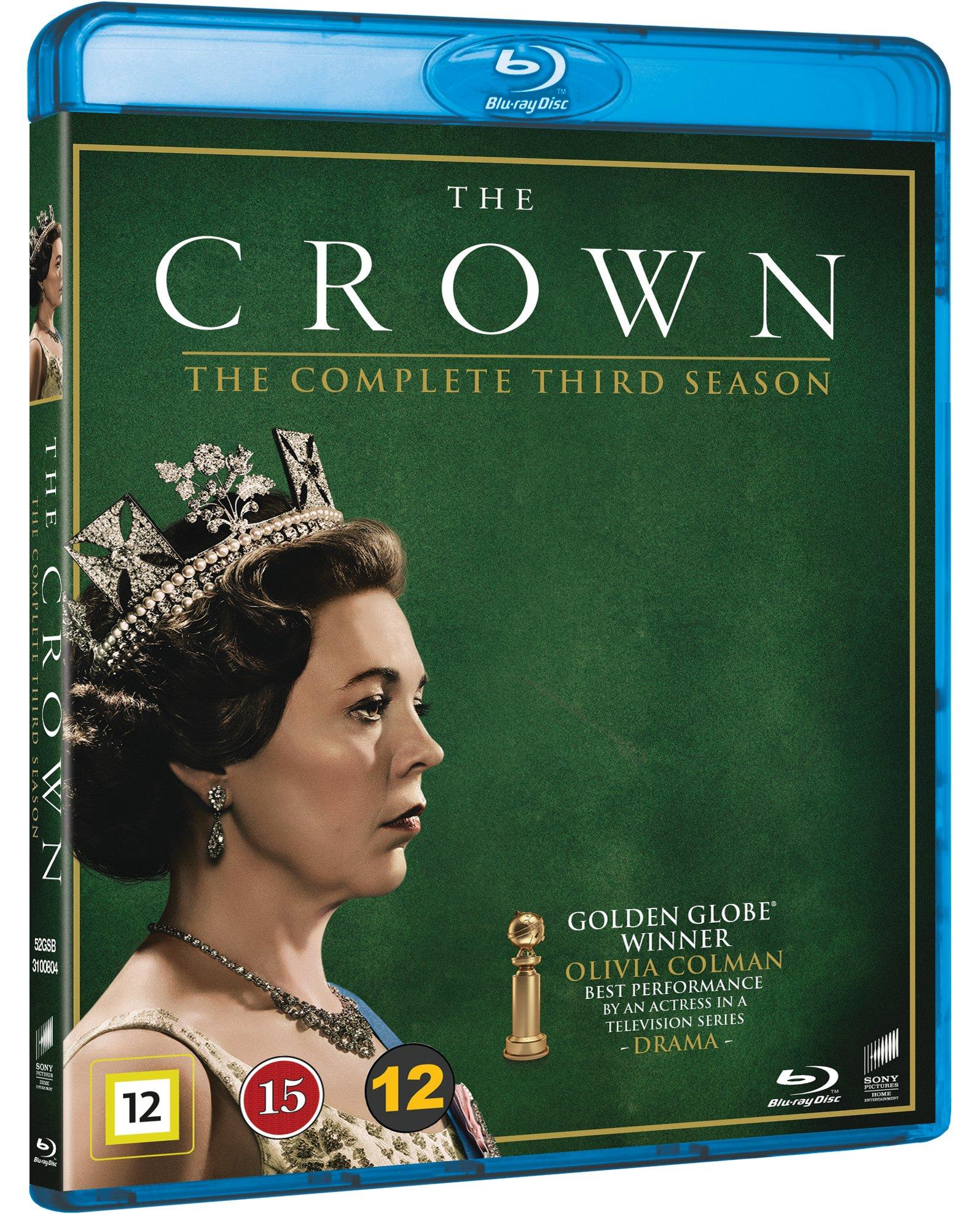Crown, The - Season 3 - Blu ray