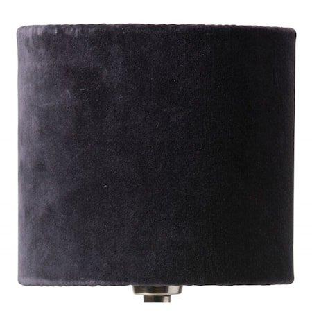 Sanna Lampeskjerm 17cm Dark Grey