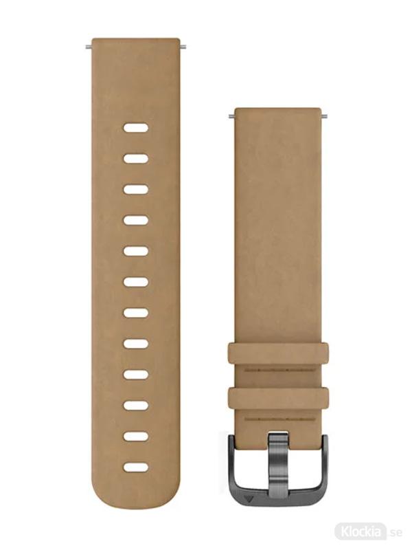 Garmin 20mm Brunt mockaarmband