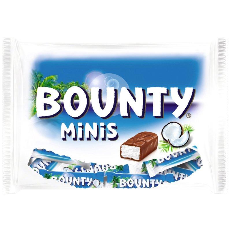 Bounty Mini - 37% rabatt
