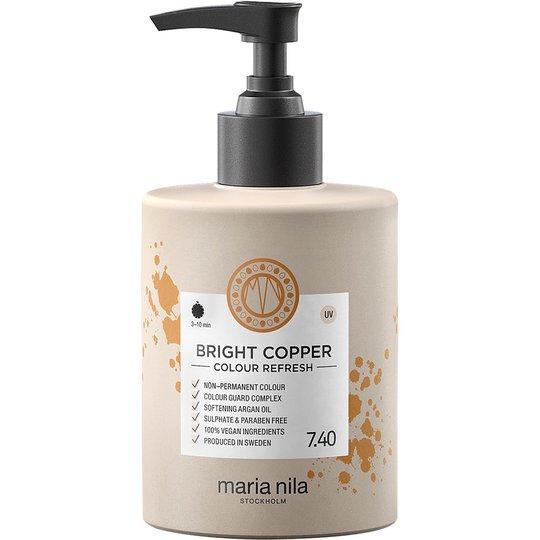 Maria Nila Colour Refresh, Bright Copper, 300 ml Maria Nila Tehohoidot