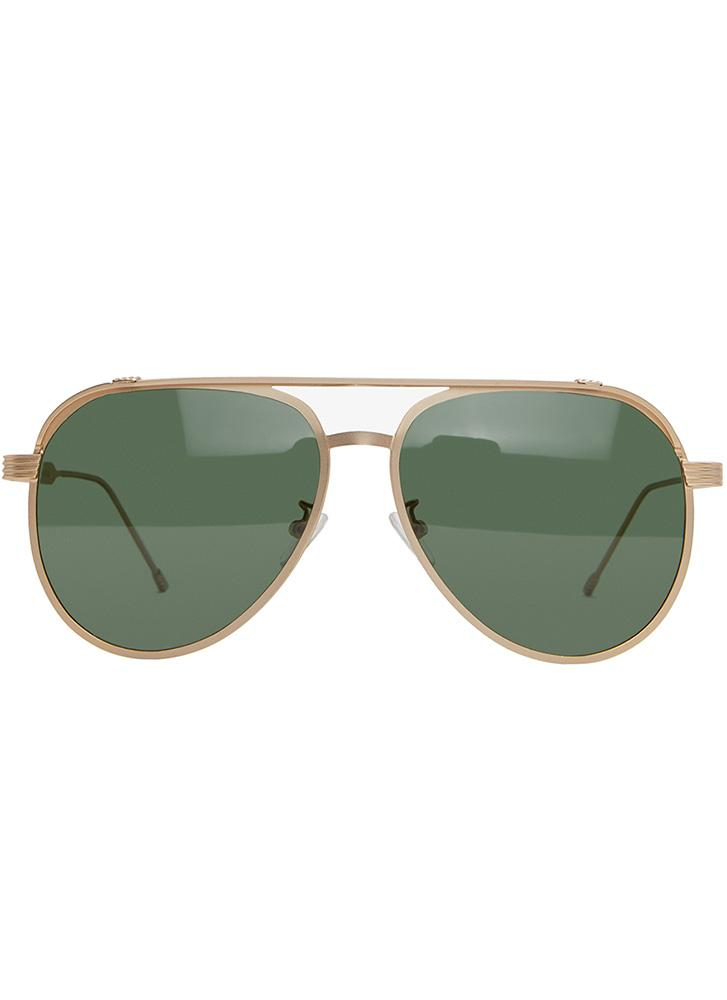 Matt & Nat Miguel Rose Gold Sunglasses