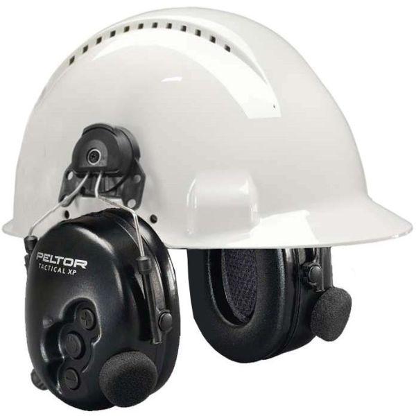 3M Peltor Tactical XP Hørselsvern med hjelmfeste