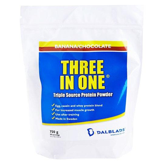 Proteinpulver Banan & Choklad 750g - 67% rabatt