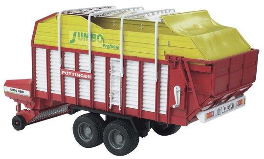 Bruder Pöttinger Jumbo 6600 Profiline Selvlastende vogn 02214