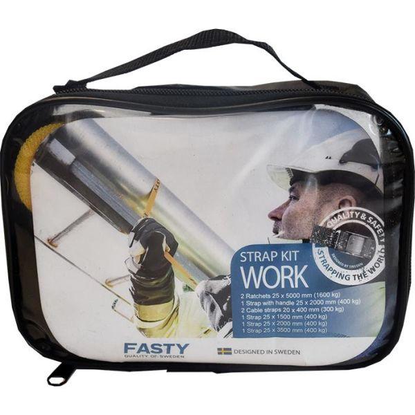 Fasty 317 Spennbåndsett Work