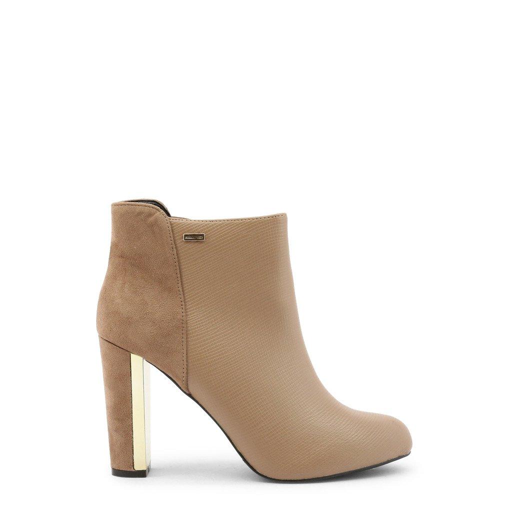 Roccobarocco Women's Ankle Boot Brown ROSC1LA01 - brown EU 40