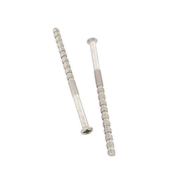 ASSA 470248800002 Håndtaksskrue 5/32-gjenge, forniklet 56 mm