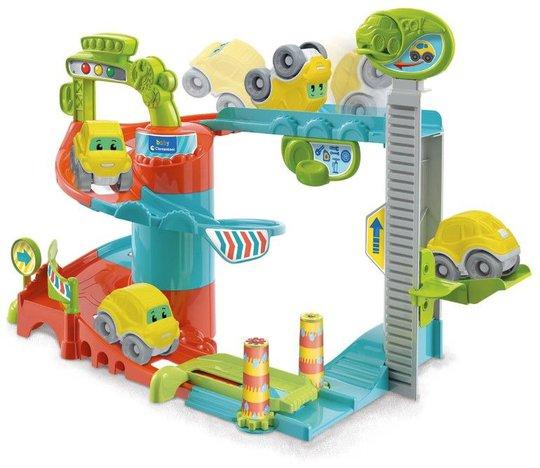 Clementoni Aktivitetsleke Fun Garage Baby Track