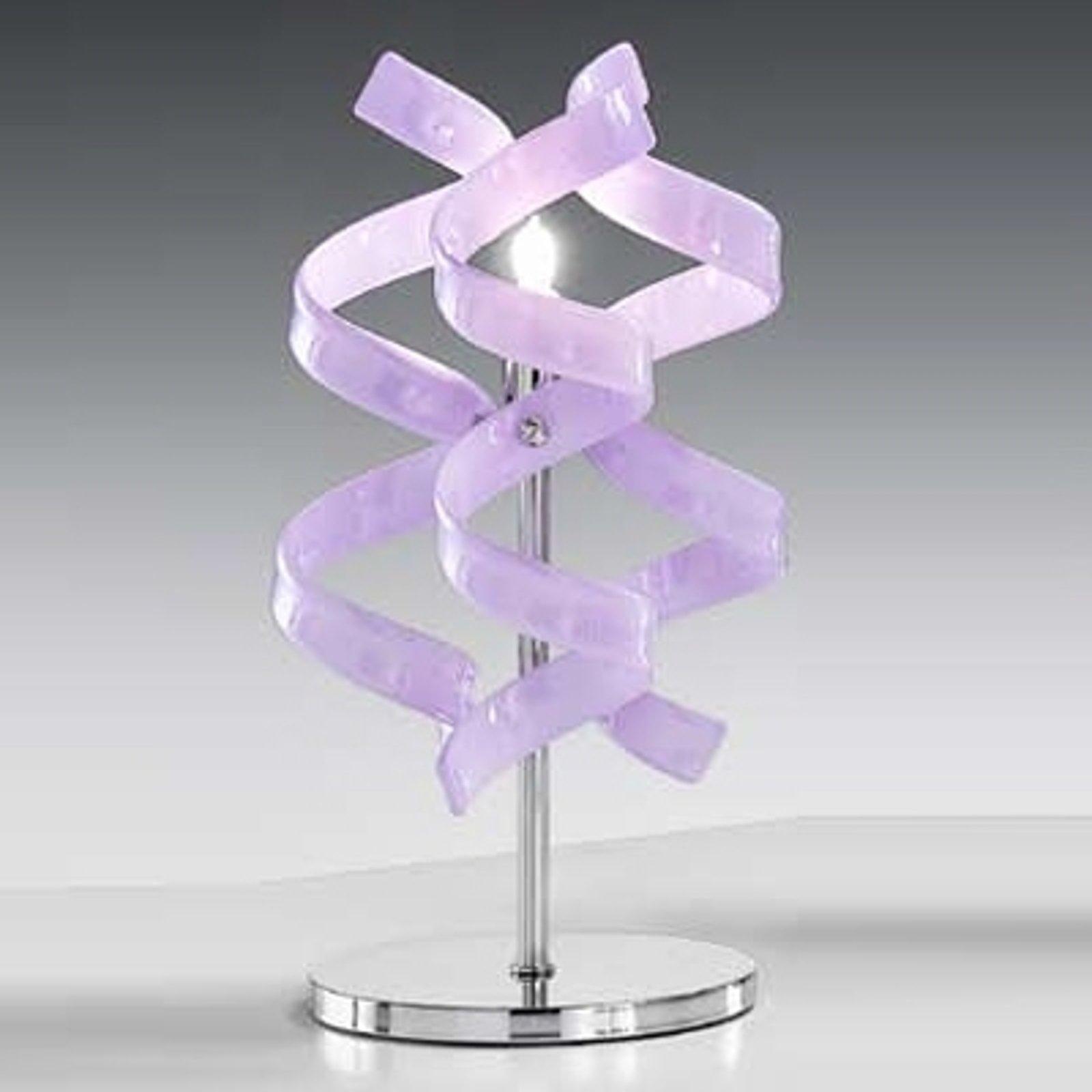 Moderne bordlampe LILLA