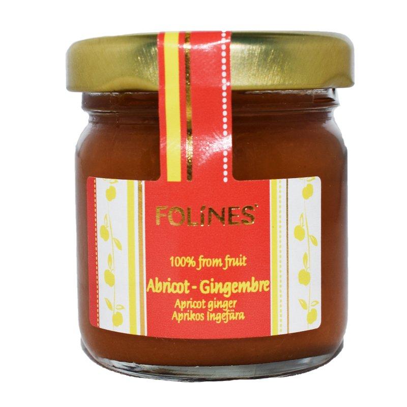 Marmelad Aprikos & Ingefära 40g - 60% rabatt