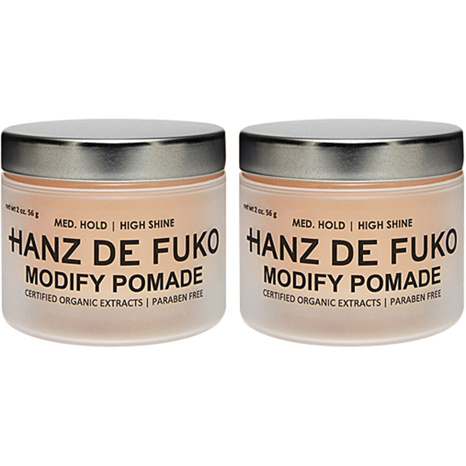 Modify Pomade Duo, Hanz de Fuko Muotoilutuotteet