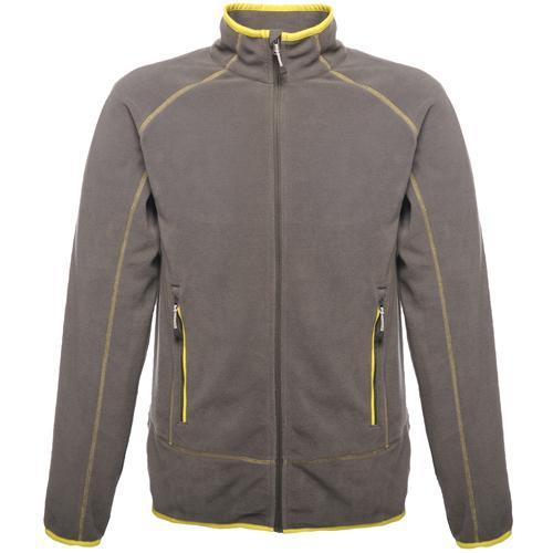 Regatta Men's Ashmore Full Zip Fleece Various Colours T_TRF503 - Seal Grey S
