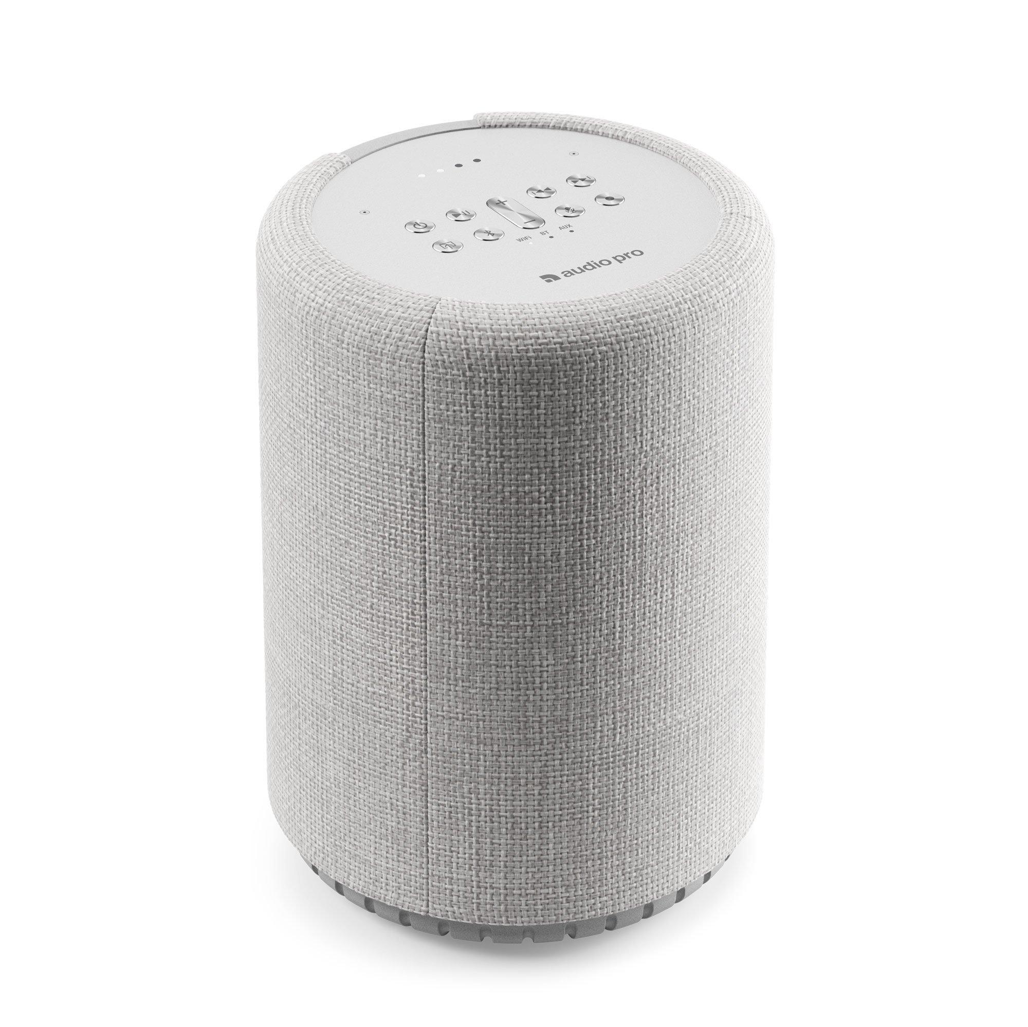 Audio Pro - G10 Multiroom Speaker - Light Grey