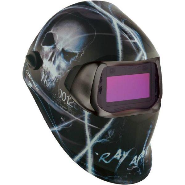 3M Speedglas Xterminator 100V Sveisehjelm