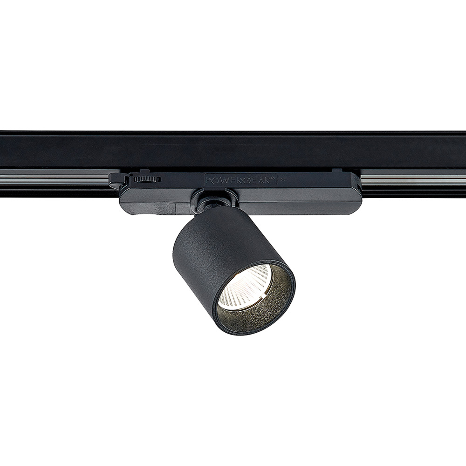 Arcchio Candra -LED-kiskospotti musta 9 W 4 000 K