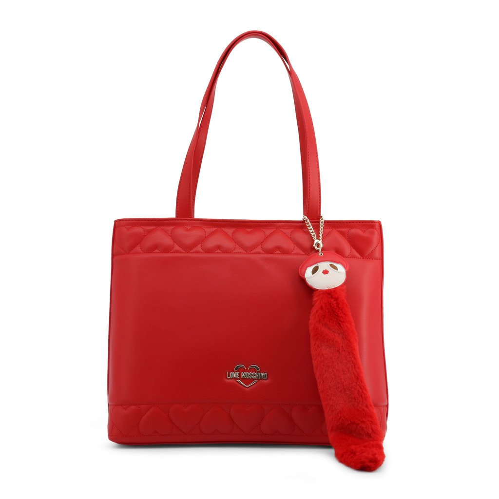 Love Moschino Women's Shoulder Bag Red JC4088PP18LO - red NOSIZE