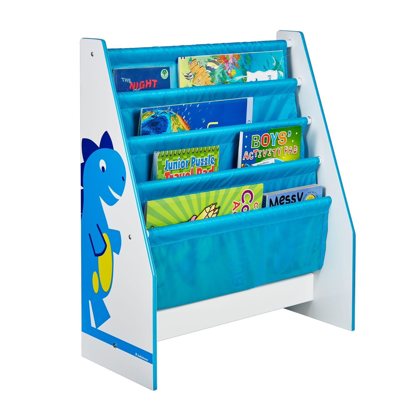 Dinosaur - Kids Sling Bookcase (470DIE01E)