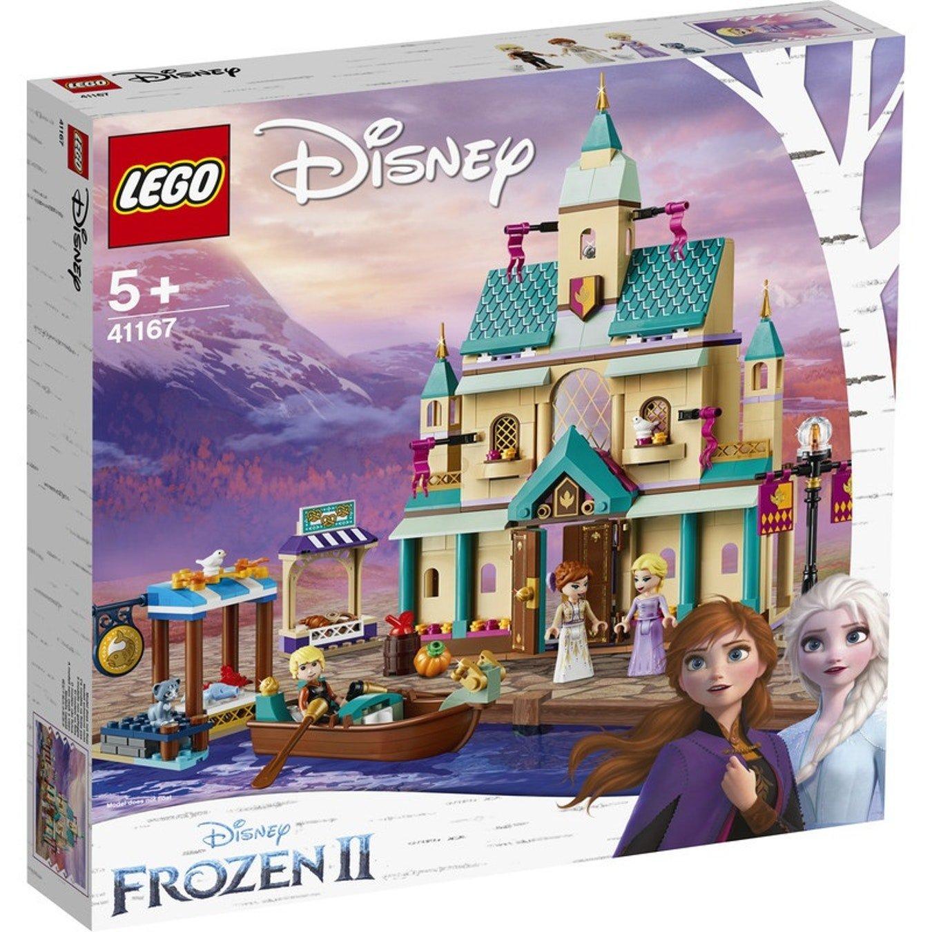 LEGO - Disney Frozen - Arendelle Castle Village (41167)