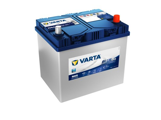 Batteri N65 Blue Dynamic EFB