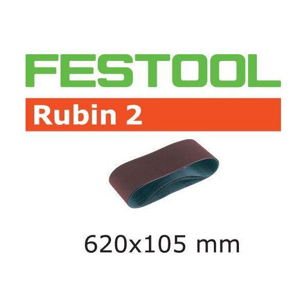 Festool RU2 Hiomanauha 620X105mm 10 kpl. P100