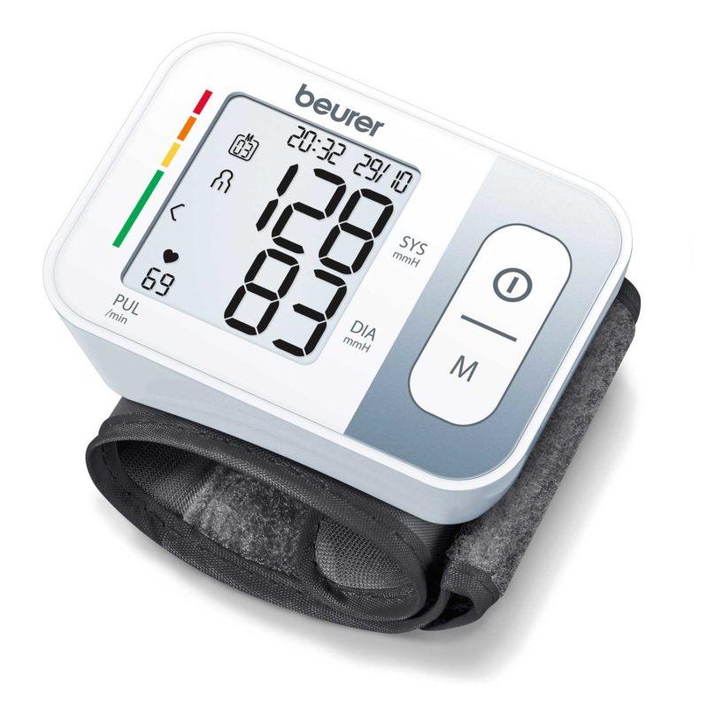 Beurer - BC 28 Wrist Blood Pressure Monitor - 5 Years warranty