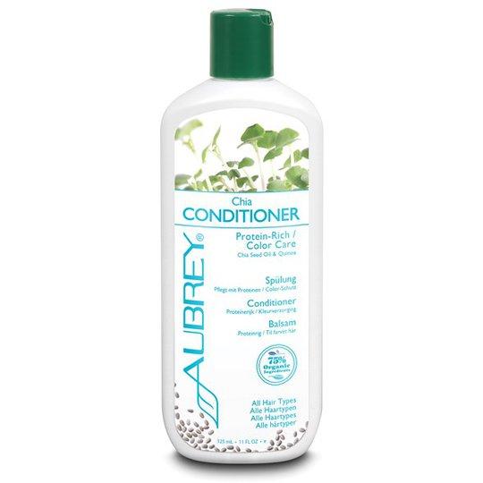 Aubrey Organics Chia Conditioner, 325 ml