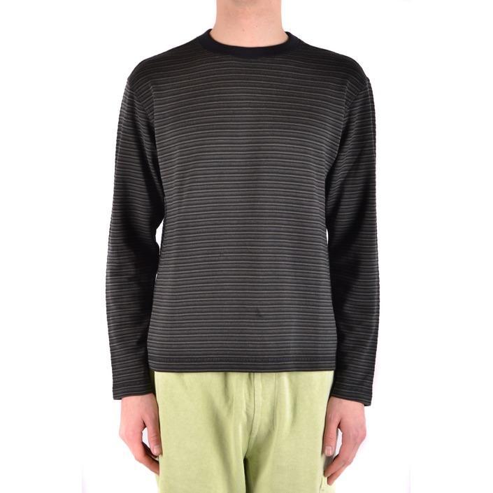 Armani Collezioni Men's Sweater Grey 160869 - grey S