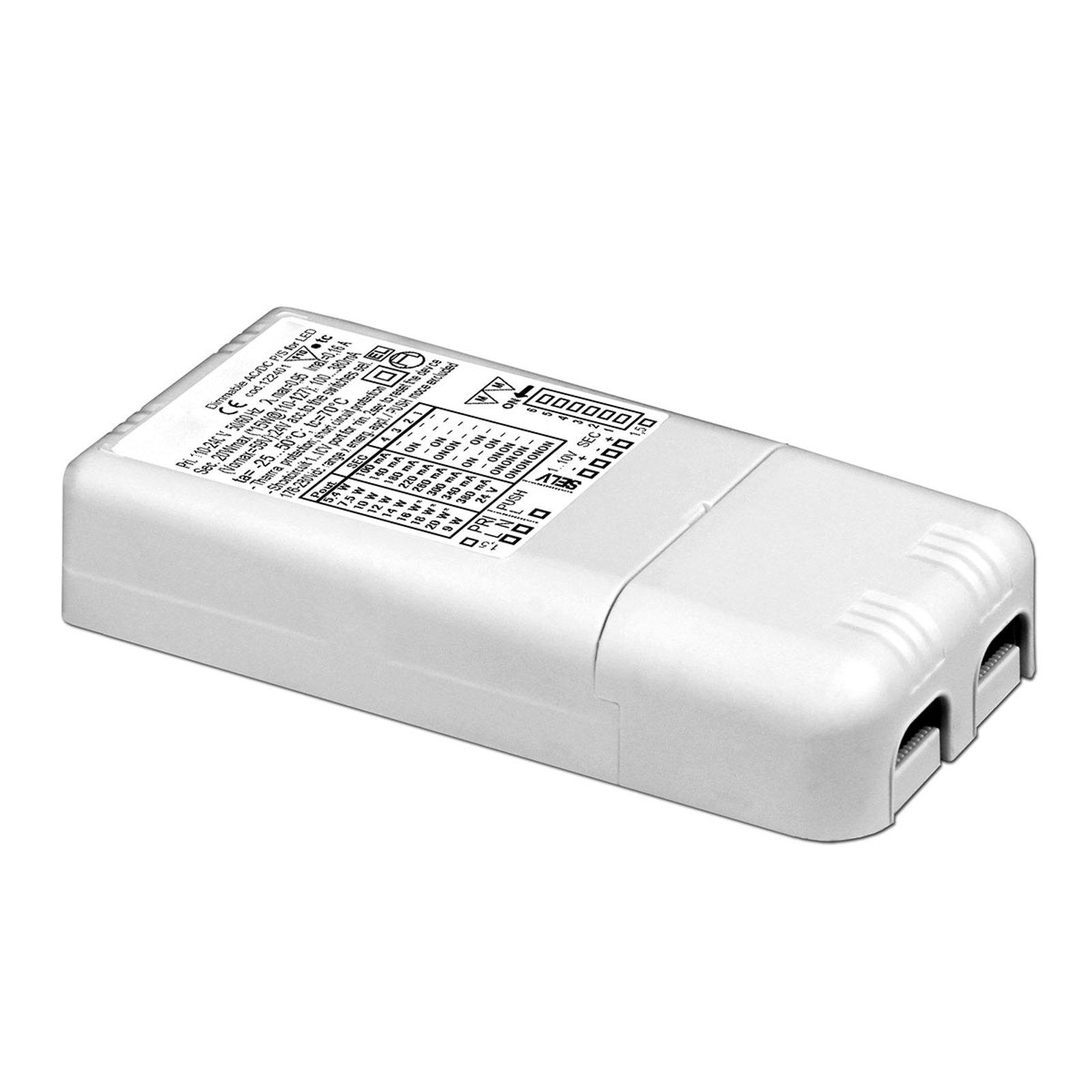 Universal-LED-konverter, justerbar, ikke dimbar