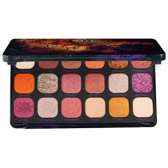 Forever Flawless Namaste Palette, Makeup Revolution Luomiväri