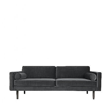 Sofa - WIND, svart