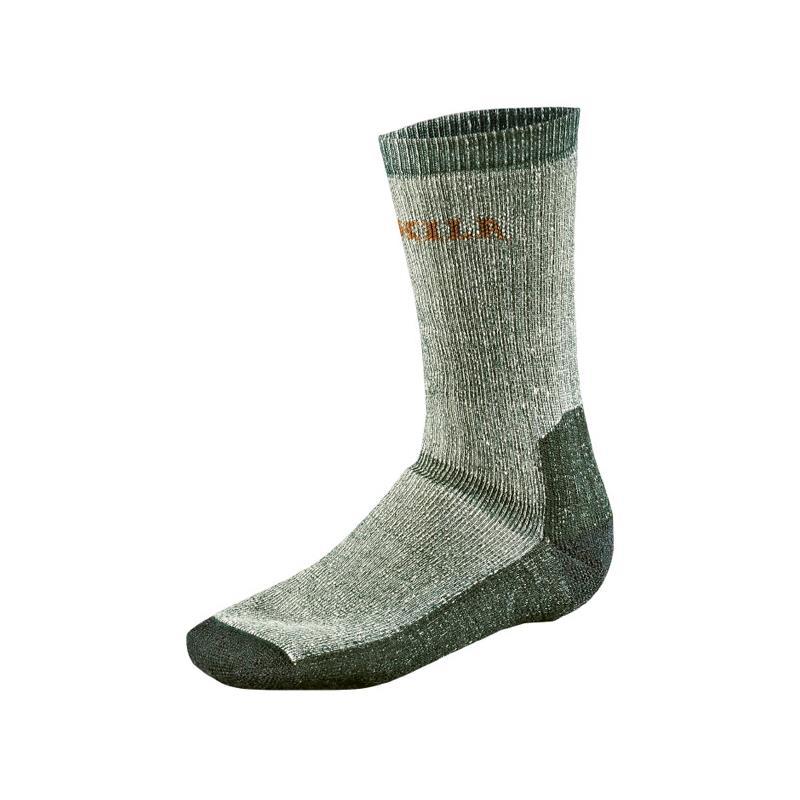 Härkila Expedition sokker lav S 35/38 Grey / Green