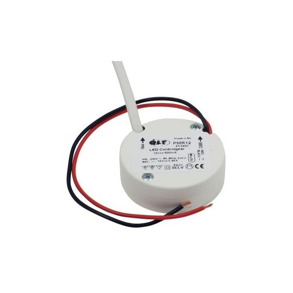Hide-a-Lite LED-trafo PMR Muuntaja 12 V LED