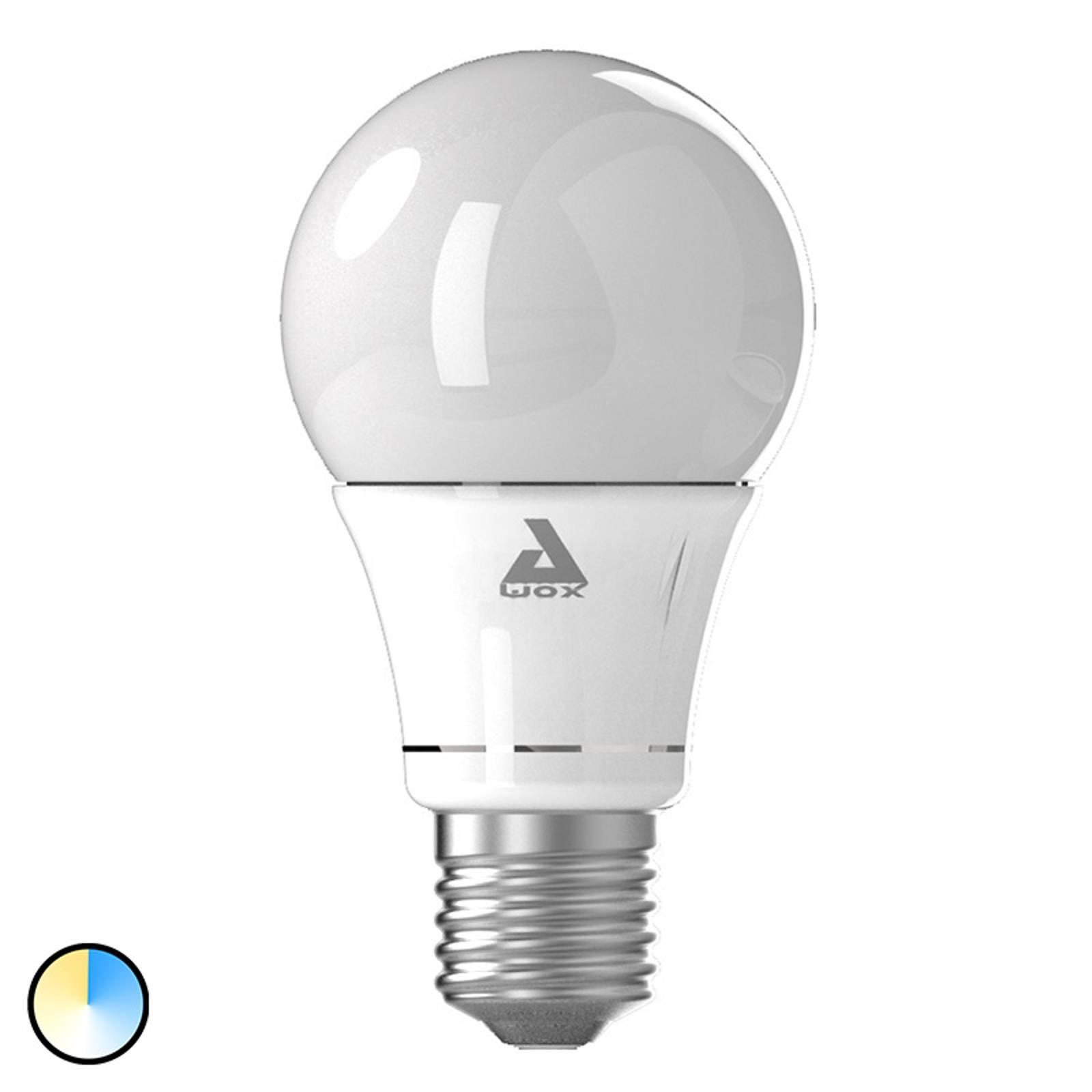AwoX Smart -LED-lamppu E27, 2 700 - 6 000 K, 7 W