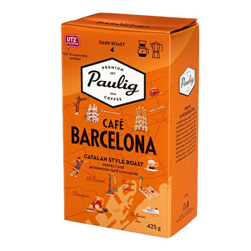 """Suodatinkahvi """"Barcelona"""" 425g - 49% alennus"""