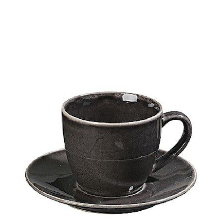 Kaffekopp Nordic Coal, 15 cl