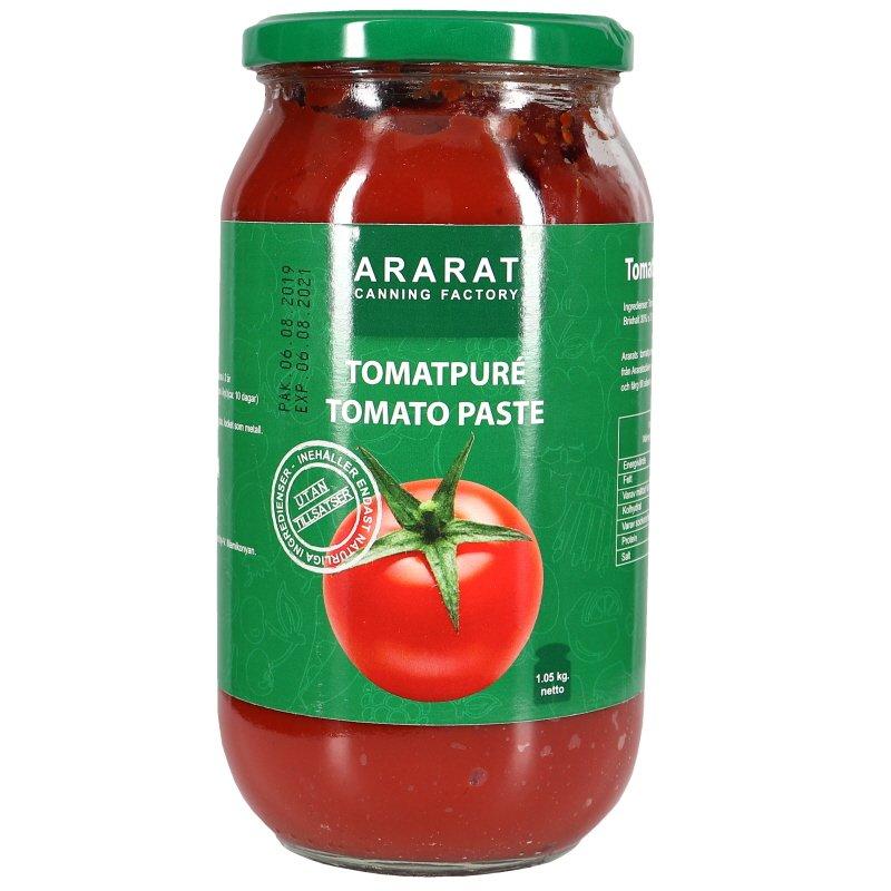 Tomatpuré - 61% rabatt