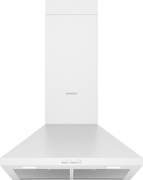 Siemens Lc64pbc20 Iq100 Vägghängd Köksfläkt - Vit