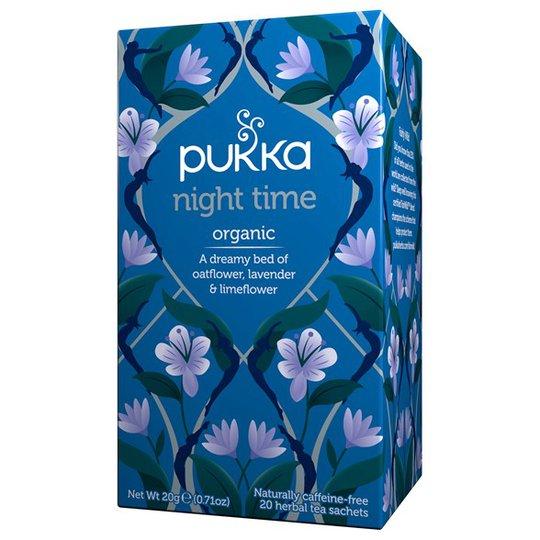 Pukka Herbs Örtte Night Time, 20 påsar