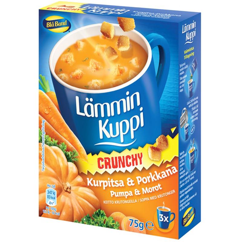 Keitto Kurpitsa & Porkkana - 40% alennus