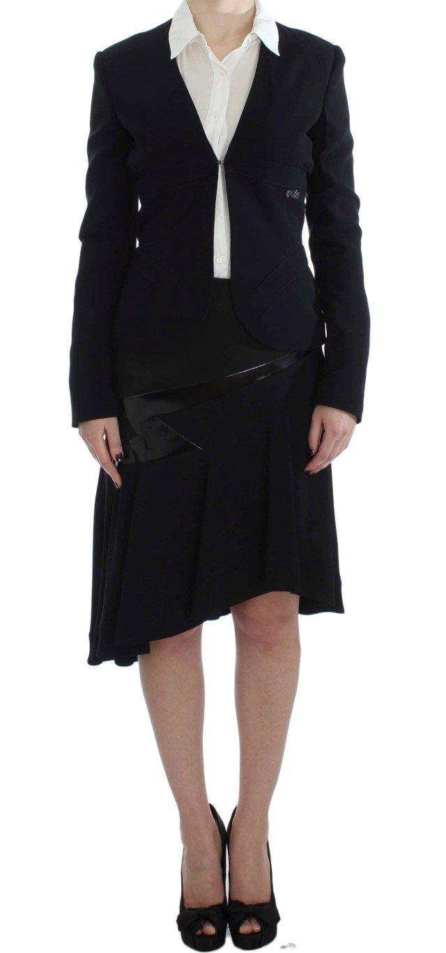 Exte Women's Two Piece Suit Blue SIG30906 - IT42|M