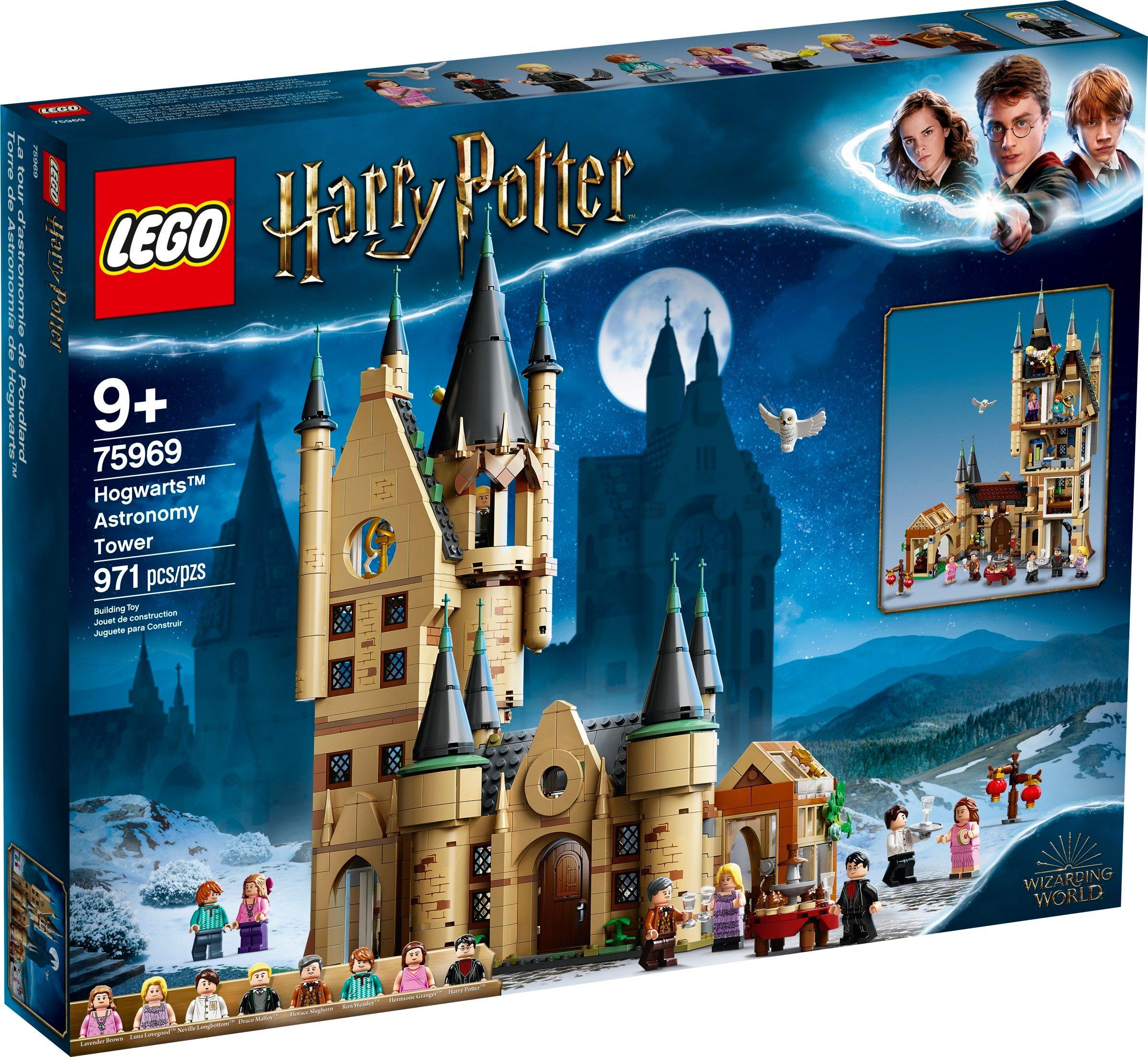 LEGO Harry Potter - Hogwarts Astronomy Tower (75969)