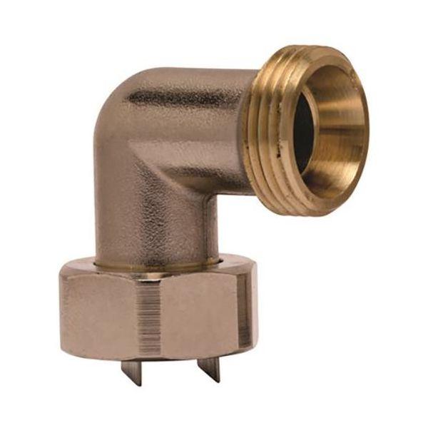 TA 50702510 Vinkelkobling med mutter, M22 x 1,5