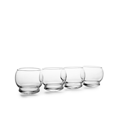Rocking Glass 4-pakk 25 cl