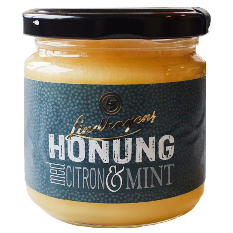 Honung Mint & Citron - 57% rabatt