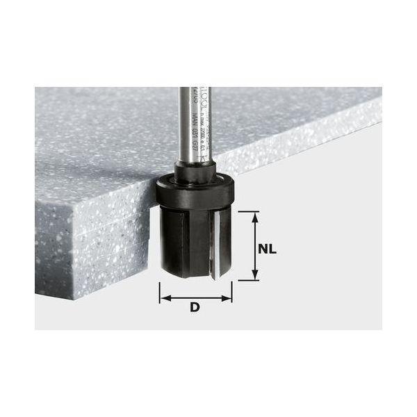 Festool HW D19/25 ss S12 Reunajyrsin kara 12 mm