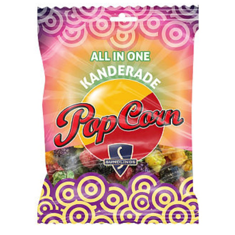 Popcorn All In One - 54% rabatt