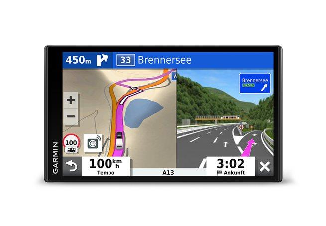 Garmin Garmin Camper 780 och Digital Traffic