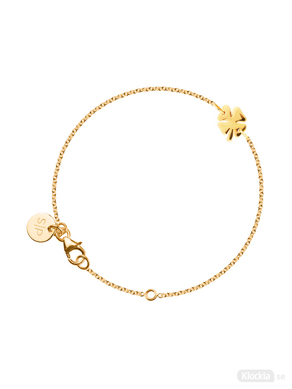 Syster P Armband Bring Me Luck - Guld BG1118