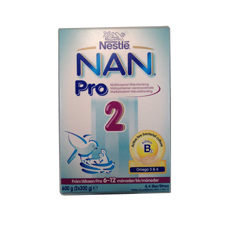 Tillskottsnäring NAN Pro 2 - 23% rabatt